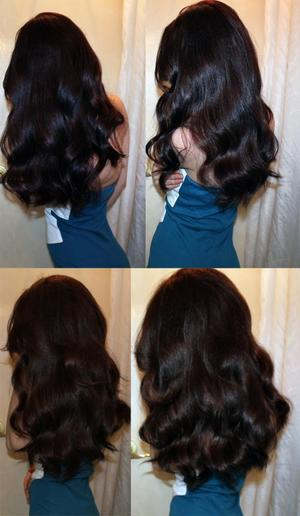 Уход за волосами окрашенными хной и басмой
