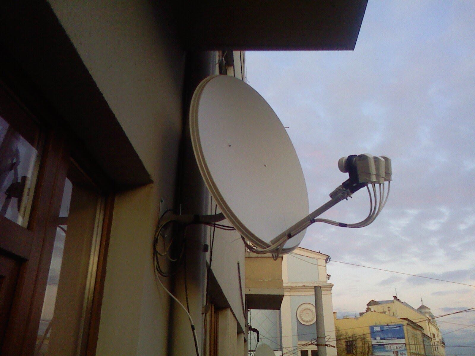 Спутниковая антенна своими руками фото 620