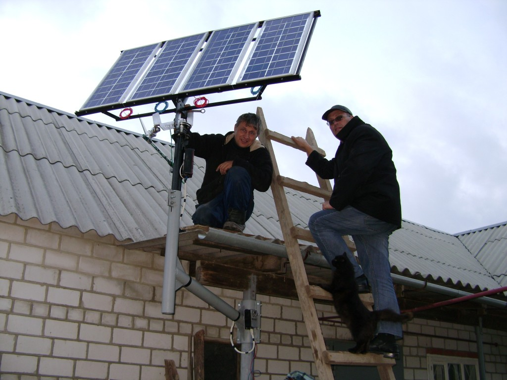Солнечные батареи свой руки из диодов фото 215