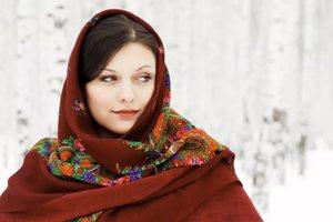 Как красиво завязать платок и косынку