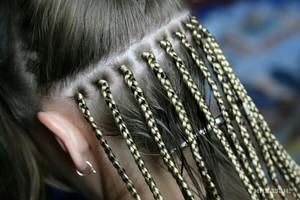 Африканские косички: секрет быстрого плетения