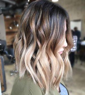 А вы бы покрасили волосы