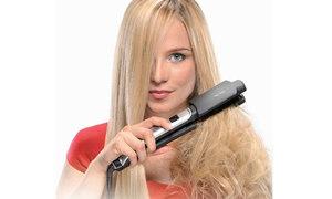 Принцип работы утюжка для волос