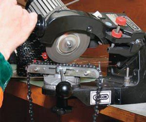 Заточка бензопилы своими руками - 125 фото как правильно наточить цепь
