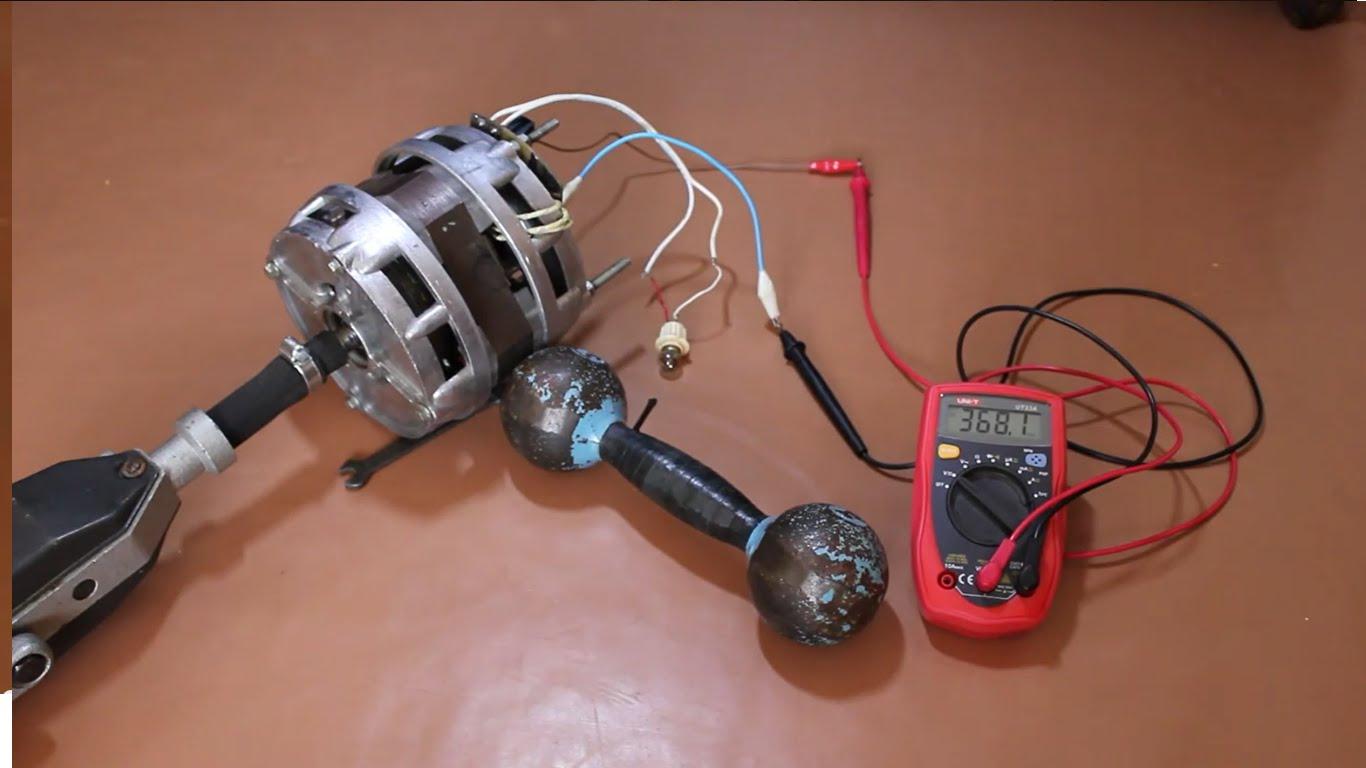 Как сделать генератор переменного тока фото 501