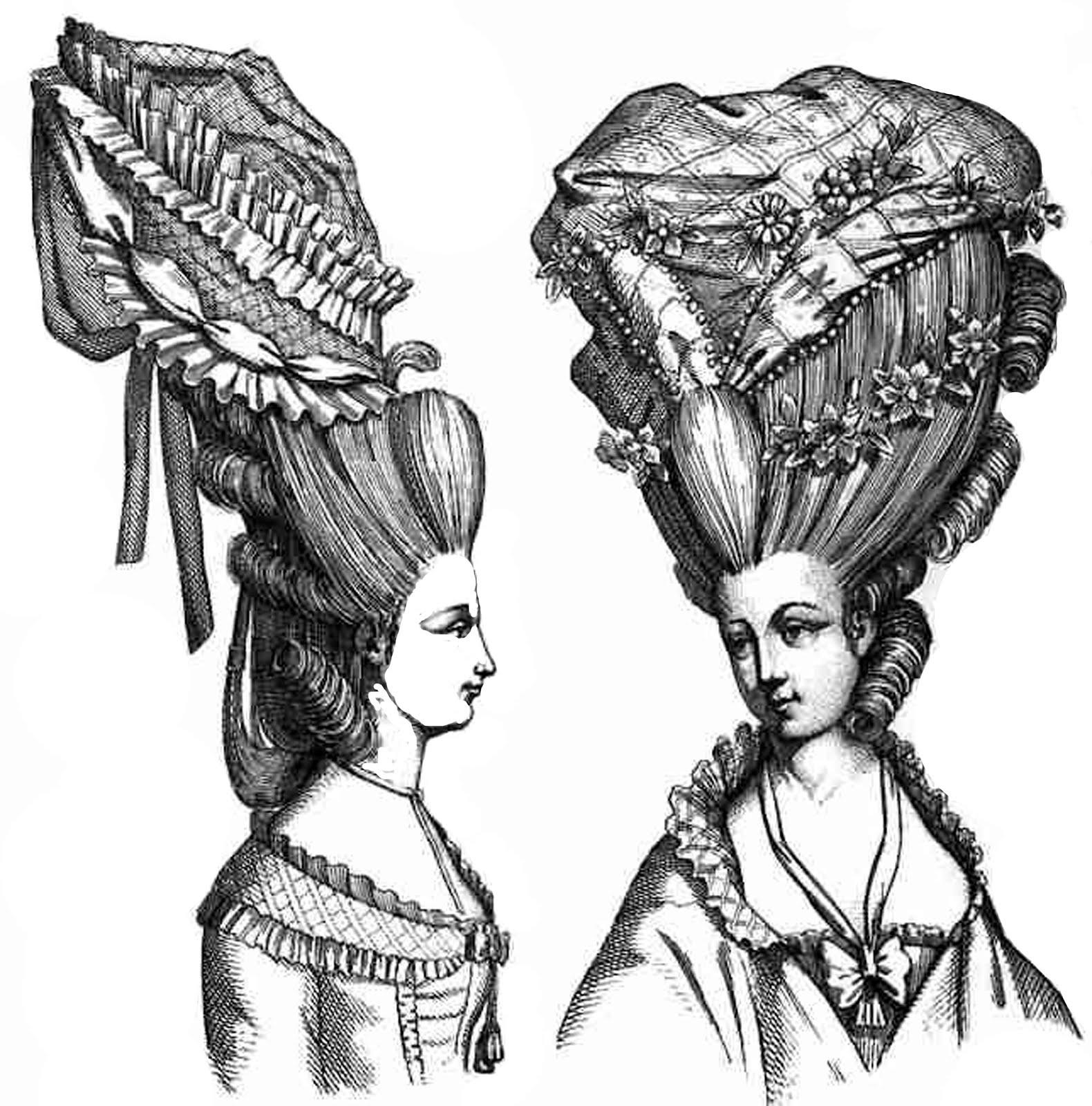 Причёски 19 века как сделать фото 184