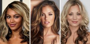 Брондирование на разные цвета волос