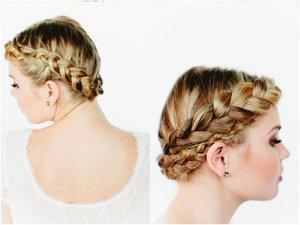 Модное плетение кос