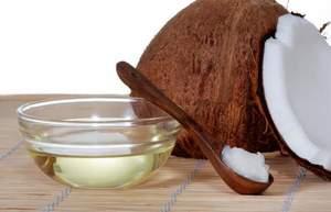 Бальзам из кокосового масла