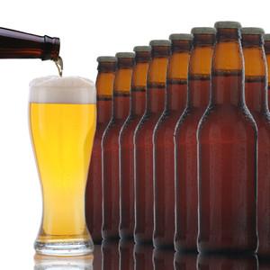Если выпить три бутылки пива когда за руль