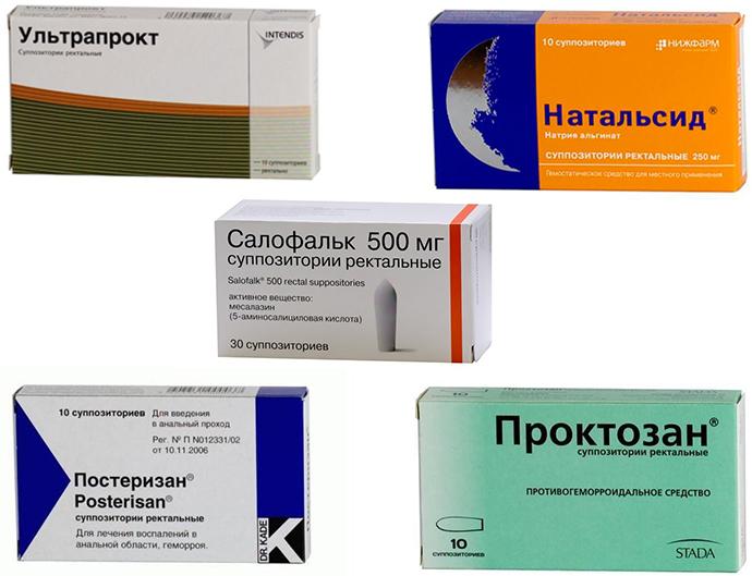 какие эффективные таблетки от геморроя