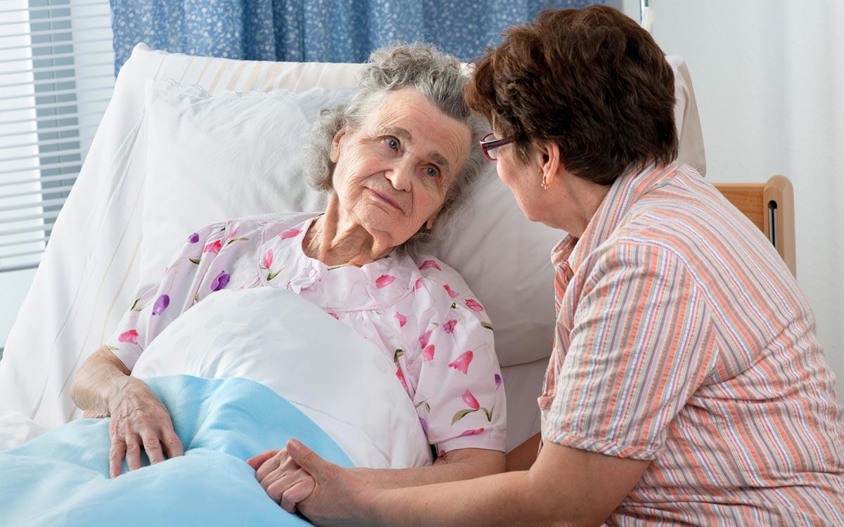 Кто поможет в уходе за лежачим больным дом временного пребывания для пожилых приморский район