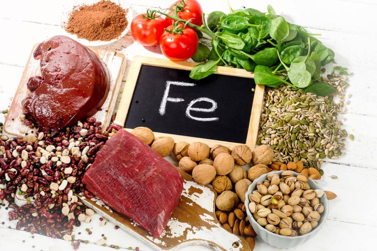 Анемия и белковая диета фото