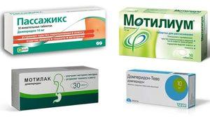Таблетки от тошноты: обзор самых эффективных средств