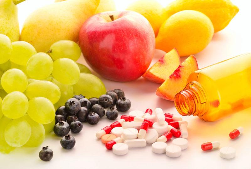 Витамины в менопаузу